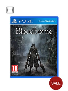 playstation-4-bloodborne