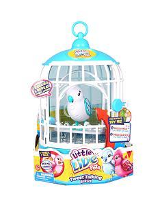 little-live-pets-bird-cage-singalong-sammy