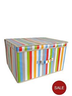 miami-printed-stripe-storage-box