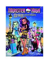 Scaris City Of Frights DVD