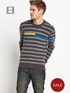 bench-stripe-jumper