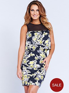 samantha-faiers-double-layer-scuba-dress