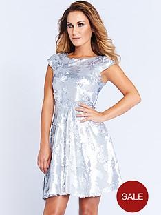 samantha-faiers-sequin-dress