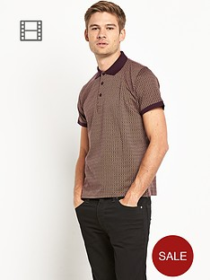peter-werth-viva-mens-geometric-jersey-polo-shirt