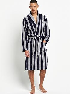 tommy-hilfiger-stripe-towelling-robe