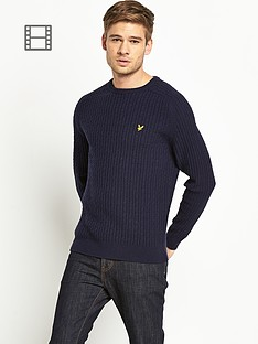 lyle-scott-mens-cable-knit-jumper