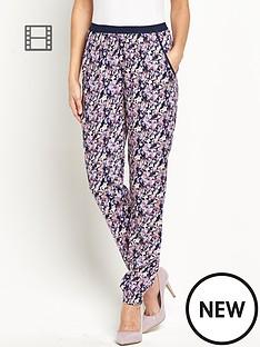 printed-cuffed-trouser