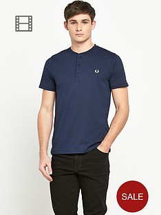 fred-perry-mens-concealed-tape-henley-t-shirt