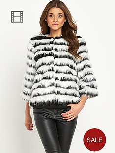 little-mistress-striped-faux-fur-jacket