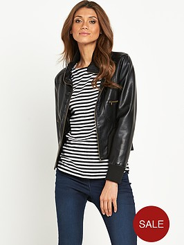 girls-on-film-faux-leather-bomber-jacket