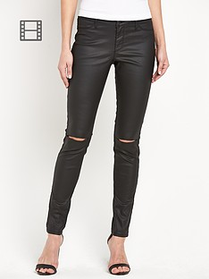 south-slash-knee-leather-look-jeans