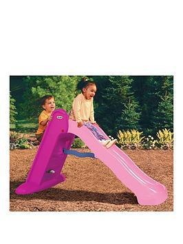 little-tikes-easy-store-slide-pink