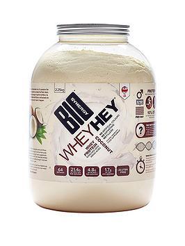 Bio Synergy   Whey Hey Coconut 2.25Kg