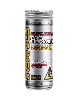 Bio Synergy Bio Synergy Insanity Pre- Workout 250G Picture