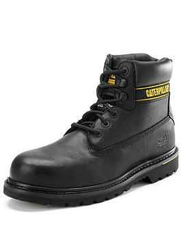 Cat Holton Mens Safety Boots