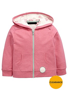 mini-v-by-very-girls-pink-marl-zip-through-hoodie