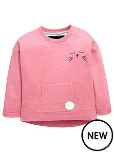mini-v-by-very-toddler-girls-single-pink-marl-crew-neck-sweat
