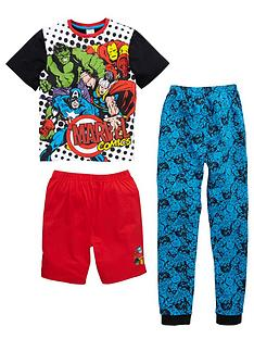 marvel-avengers-boys-pyjamas-set-3-piece