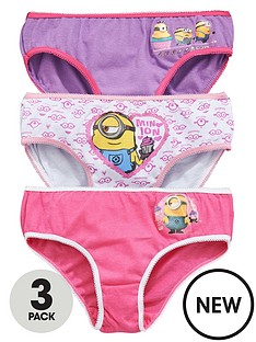 minions-girls-briefs-3-pack