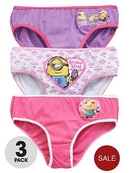 minions-girls-briefs-3-pack