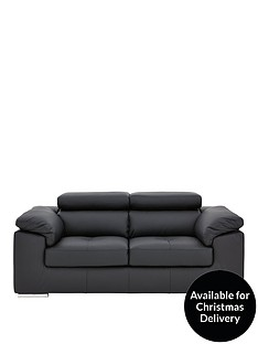 brady-100-premium-leather-2-seater-sofa