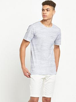 minimum-printed-stripe-t-shirt