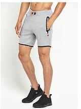 Tech Slim Short - Grey Grit