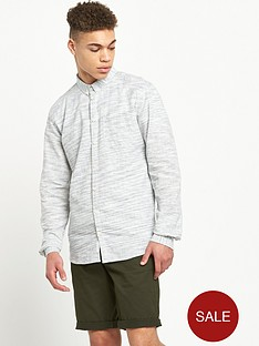 minimum-long-sleeve-striped-shirt