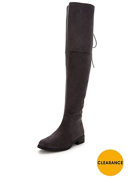 v-by-very-lara-lace-back-over-the-knee-boot