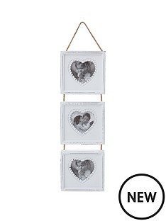 white-wood-triple-heart-hanging-photo-fr