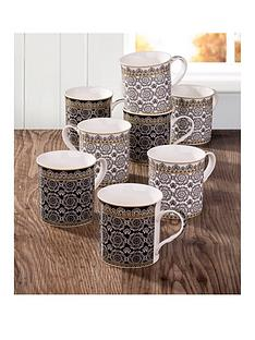 downton-fine-china-mugs-8pc