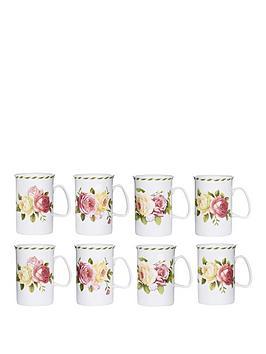 rose-fine-china-mugs-8pc