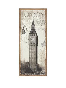 london-canvas-wall-art