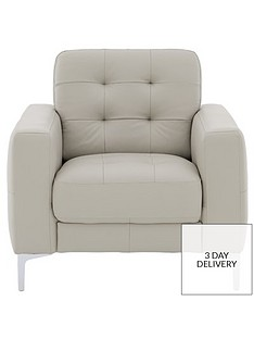 ideal-home-brook-premium-leather-armchair