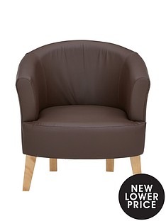 ora-tub-chair-faux-leather