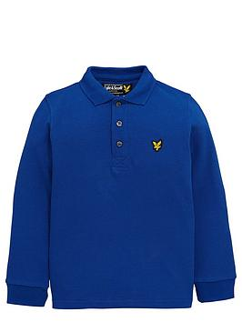 lyle-scott-boys-long-sleeve-polo-shirt