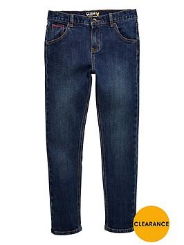 lyle-scott-regular-jean-blurred-wash