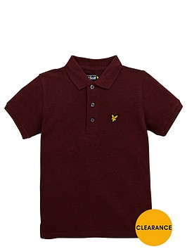 lyle-scott-ss-marl-polo