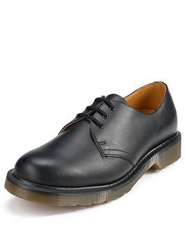 Dr Martens 3 Eyelet Mens Shoes