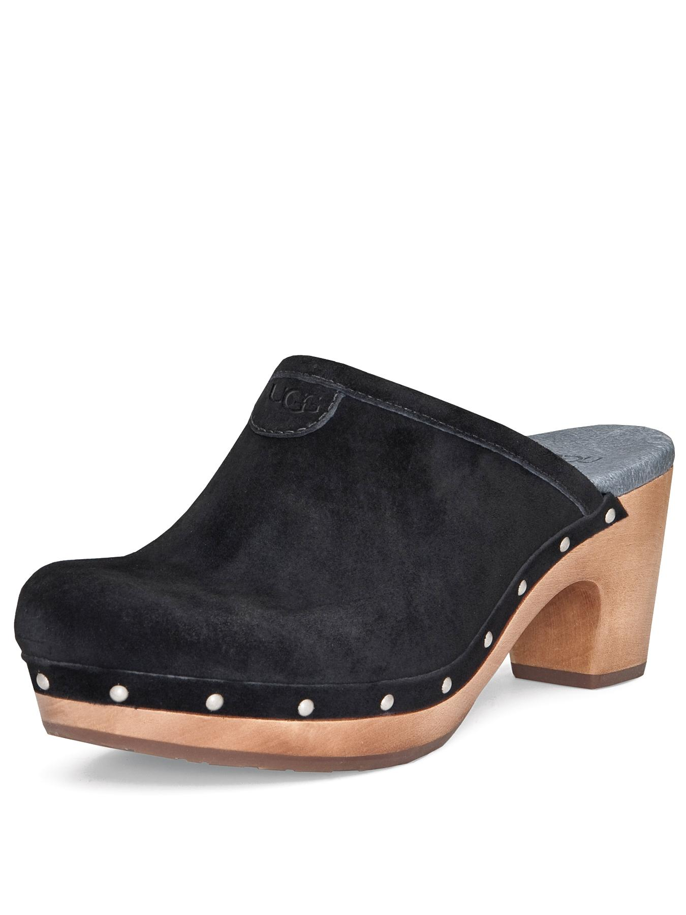 Abbie Clogs Black