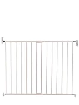 Lindam Extending Metal Wall Fix Push To Shut Baby Safety Gate