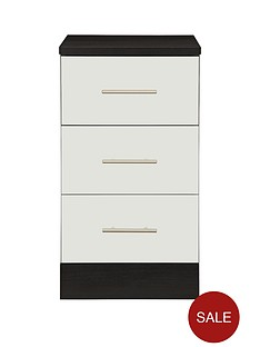 consort-palermo-ready-assembled-3-drawer-bedside-cabinet