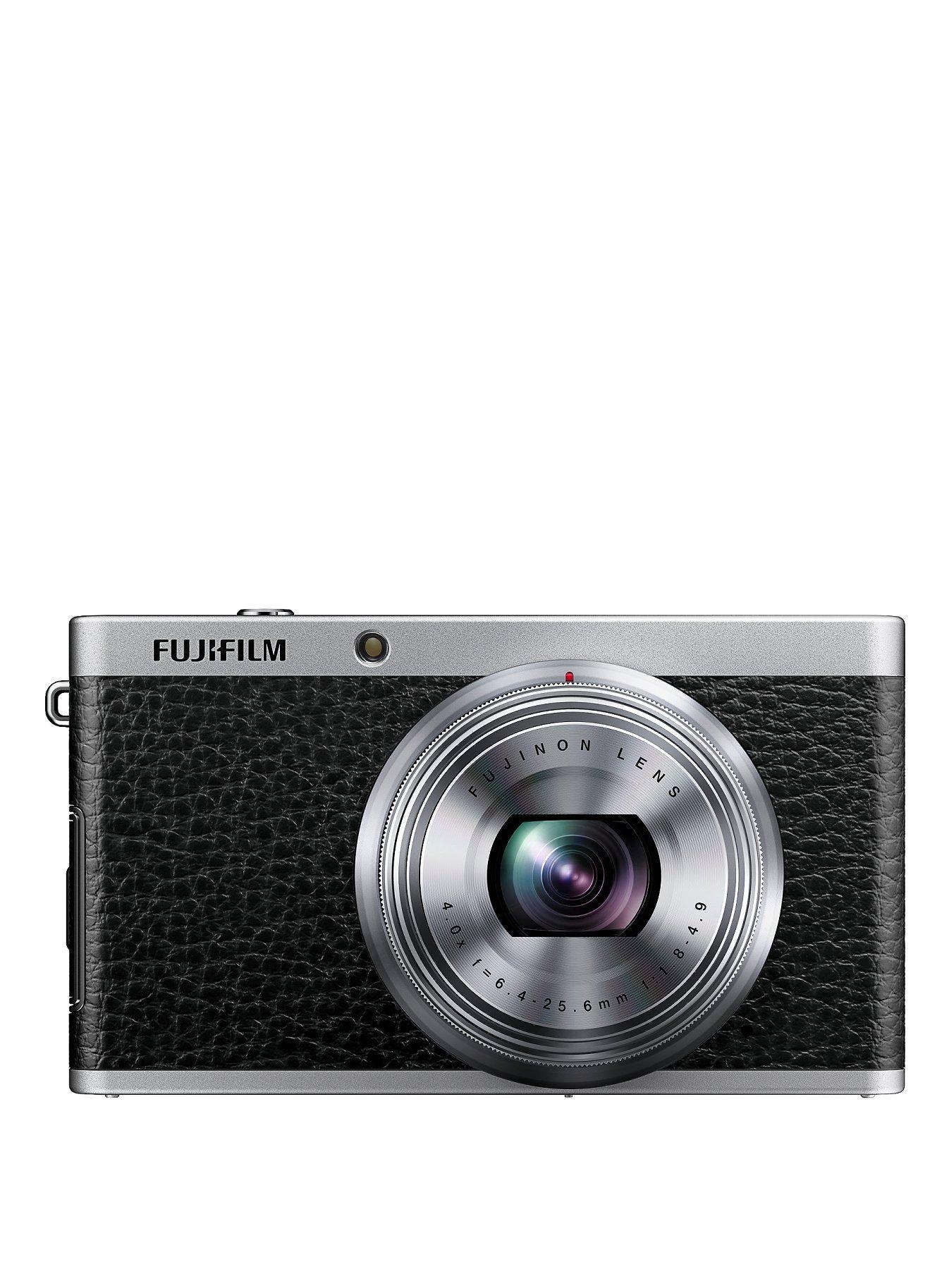 XF1 12 Megapixel Compact System Camera - Black