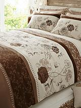 Fern Bedding Range - Natural (Buy 1 Get 1 FREE!)