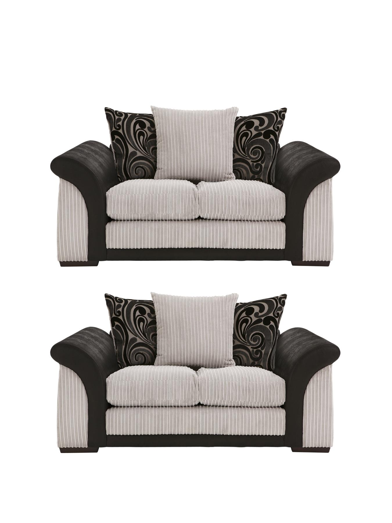 Large 4 seater sofa shop for cheap living room and save for Living room trackid sp 006