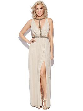 key-ashley-roberts-cleopatra-maxi-dress