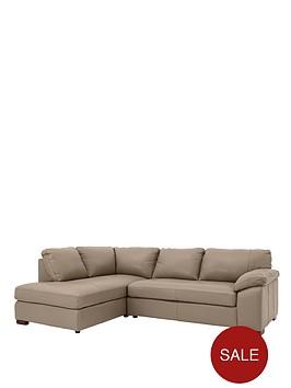 renee-left-hand-leather-corner-group-sofa