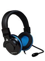 4Gamers Officially Licensed PS3 CP-PRO2 Comm Play Stereo Gaming Headset