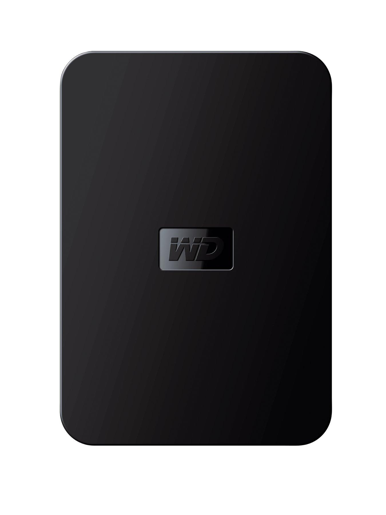 Elements 500Gb Portable Hard Drive - Black