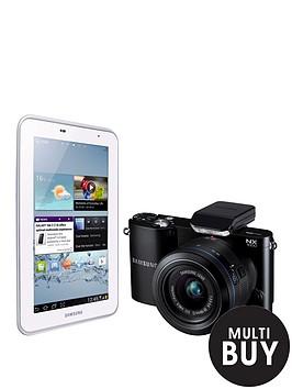 samsung-nx1000-digital-camera-with-20-50-mm-lens-plus-free-samsung-galaxy-tablet